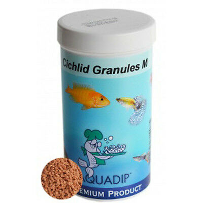 Cichlid Granules XL Size (3 mm) 250 ml Pot
