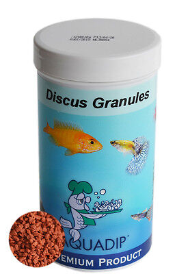 Discus Granules (1.2 - 1.5 mm) 250 ml Pot