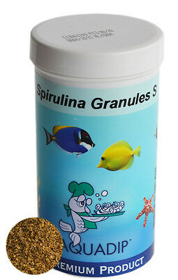 Spirulina Granules L Size (1.2 - 1.5 mm) 100 ml Pot