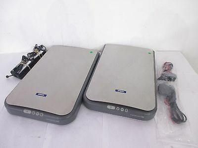 2 x EPSON Perfection 1260 Office Photo USB Flatbed Scanners *Working* inc. VAT