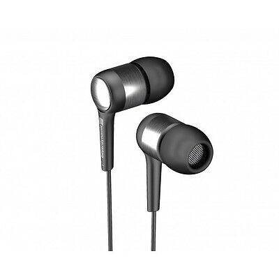 Beyerdynamic Byron In-Ear Wired Headphones with Remote - Black - BRAND NEW