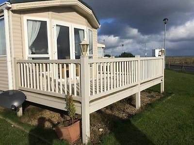 Very Large Caravan Balcony Dismantled Ready For Colection Nr30