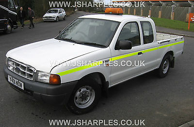 Ford Ranger 4X2 Super Cab Pickup Truck Year 2001,  2.5 Diesel Non Electronic