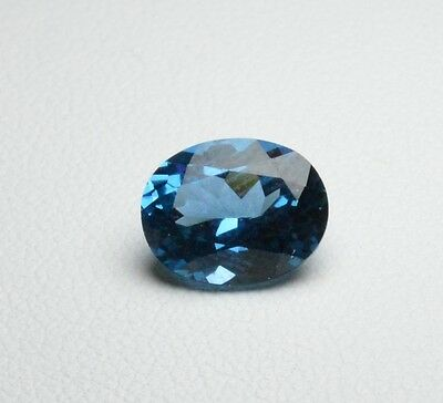 Topaze bleu - 3.00 carats - London blue topaz