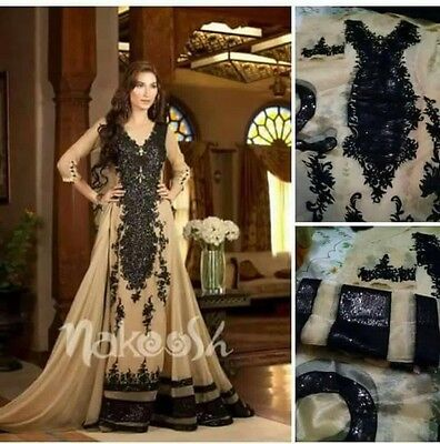Asian/ Pakistani/ Indian Style Designer Dress