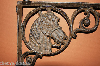 (10), Horse,shelf Brackets,corbels,library,french Decor,home Improvement,b-4
