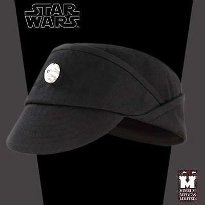 STAR WARS Death Star Officer Cap Hat Replica Museum Replicas XL CLOSEOUT SALE!!