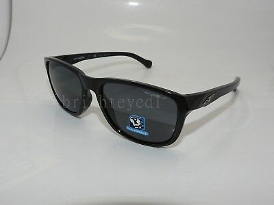 7a0ff00403 Authentic ARNETTE Straight Cut Polarized Sunglasses AN 4214-01 - 41/81 *NEW
