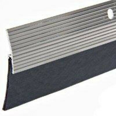 "Thermwell Products Aluminum/Rubber Door Bottom 2""x36"" A79/36H"