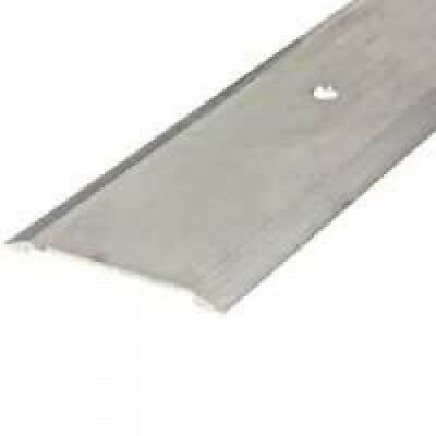 Thermwell Products Threshold 1-3/4 Flat Top Silver ST175