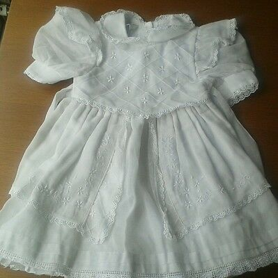 Vintage baby carriage dress. Age 2 (12-24 months)
