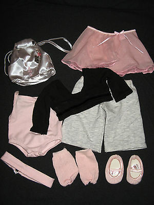 Genuine American Girl Doll Clothes (2-in-1 Ballerina Outfit)