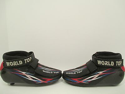 World Top Short Track Speed Skating Boots - Euro Size 37