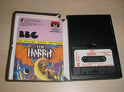 The Hobbit for the BBC Micro