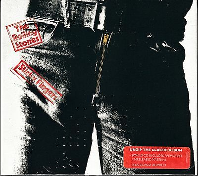 NEW 2CD set  // THE ROLLING STONES - STICKY FINGERS - SPECIAL EDITION