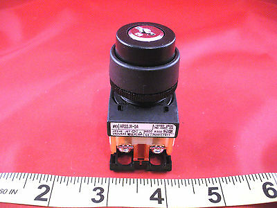 Fuji AR22JR-2A11A Selector Switch AR22JR-2A 2-Postioned Maintained New (no keys)