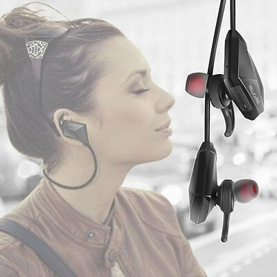 Bluetooth 4.1 Wireless Sport Stereo Headset Earphone Headphone In-ear Earbuds