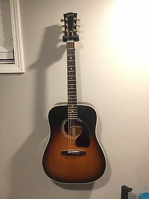 90s Gibson J-30 Acoustic Guitar