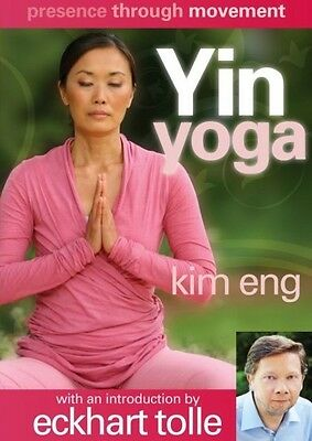 Presence Through Movement: Yin Yoga DVD