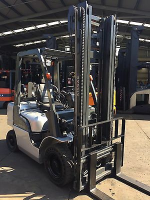 NISSAN Forklift 2.5Ton 4m Lift fully Refurbished Sydney Stock $10999+ Negotiable