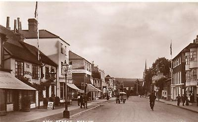 High Street Marlow RP pc used 1946 WHS Kingsway