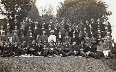 Social History Group RP old pc R Whiteford Rothesay used 1912