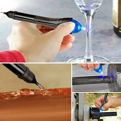 1pc 5 Seconds Fix pen UV Light Repair Glue Refill Liquid Welding Multi-Purpose