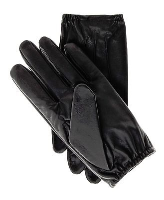 Spectra Lined Leather Duty Gloves - Cut Resistant Spectra Liner Size Large