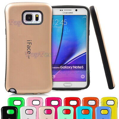 iFace Mall Revolution Glossy Shockproof Case Cover For Samsung Galaxy S & Note