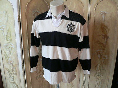 guinness rugby shirt polo top size UK US L EU50, official merchandise