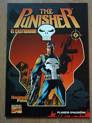 The Punisher el Castigador. Haciendo Polvo. Nº 2 (de 32)