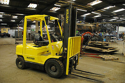 Hyster 2.5T Forklift