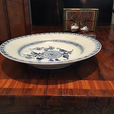 Genuine Ming Dynasty Charger / Bowl - 17th Century.