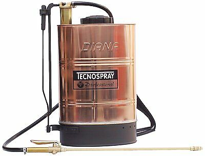 Diana 16 Litre Copper Knapsack Sprayer For Garden & Allotment From Solo Sprayers