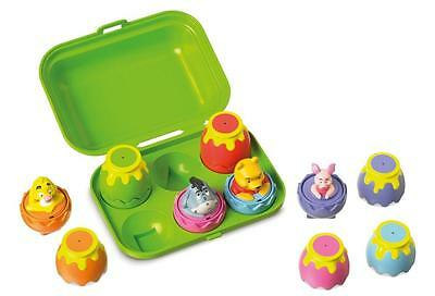 Disney T72230 Winnie The Pooh Hide and Shake Inside the Coloured Hunny Pots