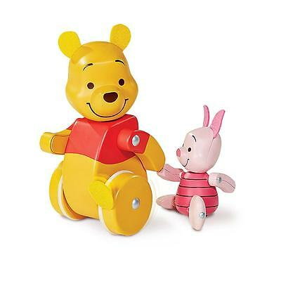 Disney T72381 lovely tunes Winnie The Pooh Waddle and Follow Pooh and Piglet Toy
