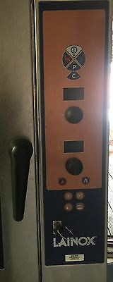 Lainox Hme101P Electric 10 Grid Combi Oven On Stand
