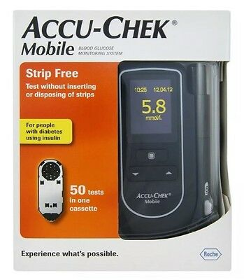 Accu-Chek Mobile Blood Glucose System!! Last Stock