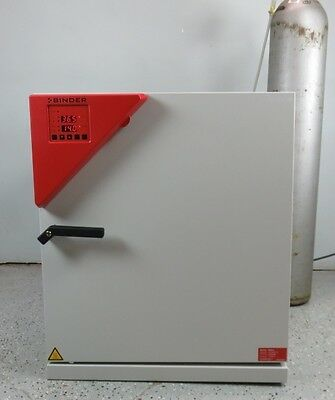 Binder Incubator CO2 C-150 Air Jacketed with Warranty SEE VIDEO