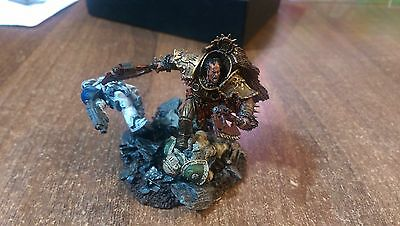 Angron Primarch of The World Eaters Legion Forge World Warhammer 40k