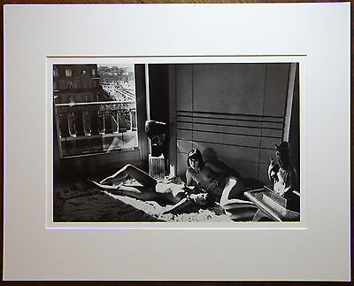 Helmut Newton orig Photo Litho - Special Collection - Mannequins II, 1977