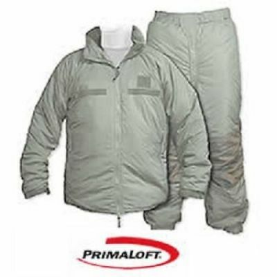 US ARMY Gen III ECWCS Level VII Winter PRIMALOFT Hose Jacke pants Jacket SR