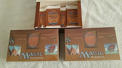 1 MTG:Revised booster Magic the Gathering. New, sealed, from sealed box