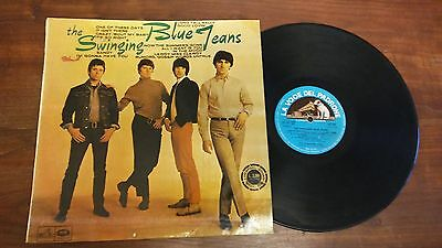 """The Swinging Blue Jeans """"liverpool Sound"""" Lp 1964 Italy-Top Rare Beat"""