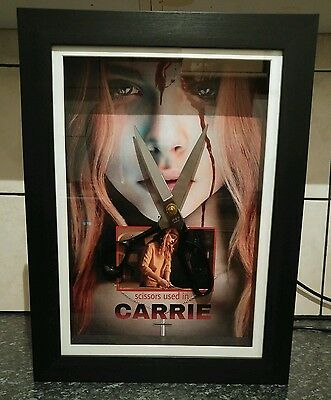 Stephen King Carrie 2013 Authentic Movie Film Prop Scissors Screen Used