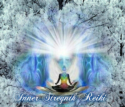 Inner Strength Reiki is a special reiki energy designed to connect the recipient
