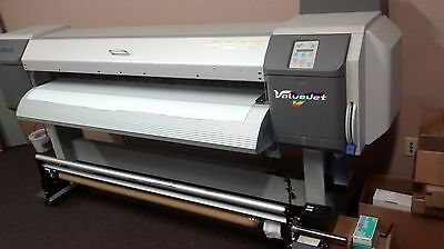 "Mutoh Valuejet 1614 Wide Format Eco-Solvent Printer (64"" wide)"