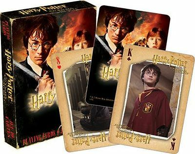 Harry Potter - Chamber Of Secrets - Playing Card Deck - 52 Cards New - 52416