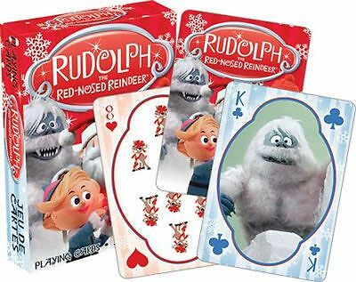 Rudolph - Playing Card Deck - 52 Cards New - Christmas Movie 52397