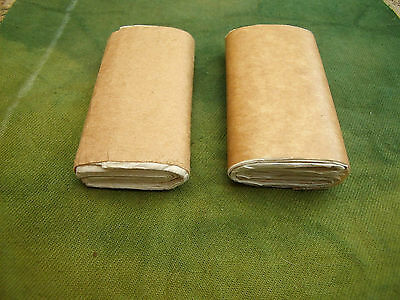 Ww2 Toilet Roll - Part Of Daily Ration Kit - Original Izal Medicated Paper  !